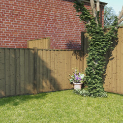 Billyoh 4ft X 6ft Pressure Treated Closeboard Fence Panel 22 Panels 88 Ft
