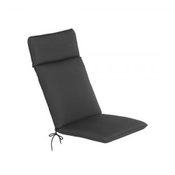 The Cc Collection Garden Cushions Recliner Cushion Black 10 X Recliner Cushion Black