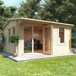 4.0m X 4.0m Billyoh Seattle Home Office 28
