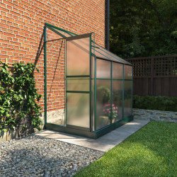 Billyoh Polycarbonate Lean to Greenhouse 4x6