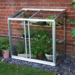 Superior Lean to Mini Greenhouse