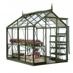 Harrod Superior Greenhouse Olive Green