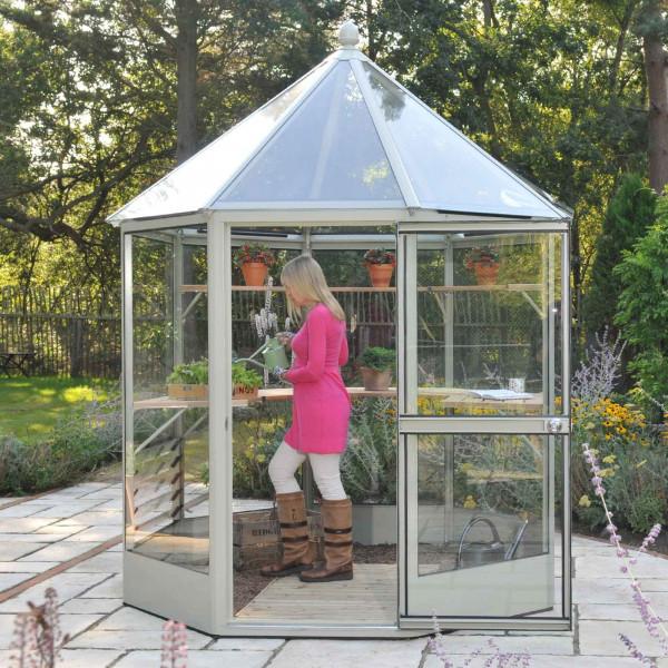 Buy Harrod Elegance Glasshouse Online - Greenhouses