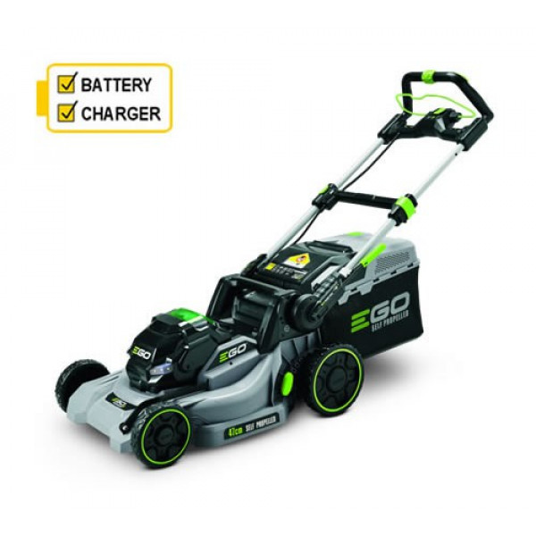 Buy EGO Power LM1903E SP 47cm Self Propelled Cordless Mower Online - Garden Tools & Devices