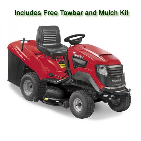 Buy Mountfield 2040H Rear Collection (Hydrostatic) Ride On Lawnmower Online - Lawn Mowers