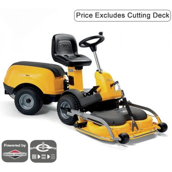 Buy Stiga Park 320 2WD Front Deck Ride On Lawnmower Online - Lawn Mowers