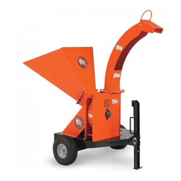 Buy DR Pro B;S 16.50 Rapid Feed Petrol Chipper / Shredder Online - Leaf Blowers & Vacuums