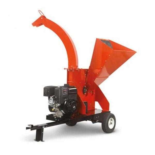 Buy DR Pro XL ES 21.00 Rapid Feed Petrol Chipper / Shredder Online - Leaf Blowers & Vacuums