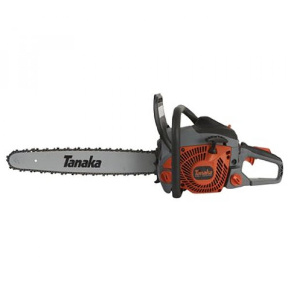 Buy Tanaka TCS 51EAP Purefire 18 Inch Bar Petrol Chainsaw Online - Chainsaws