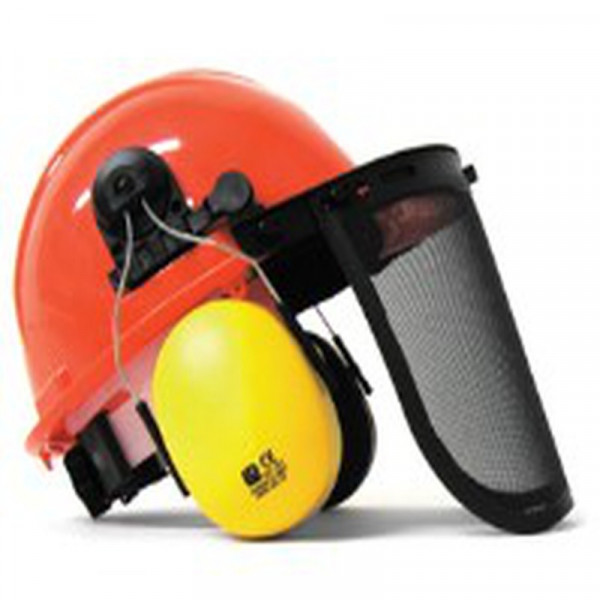 Buy Garden Power Combi Helmet Online - Safety Glasses & Noise protection