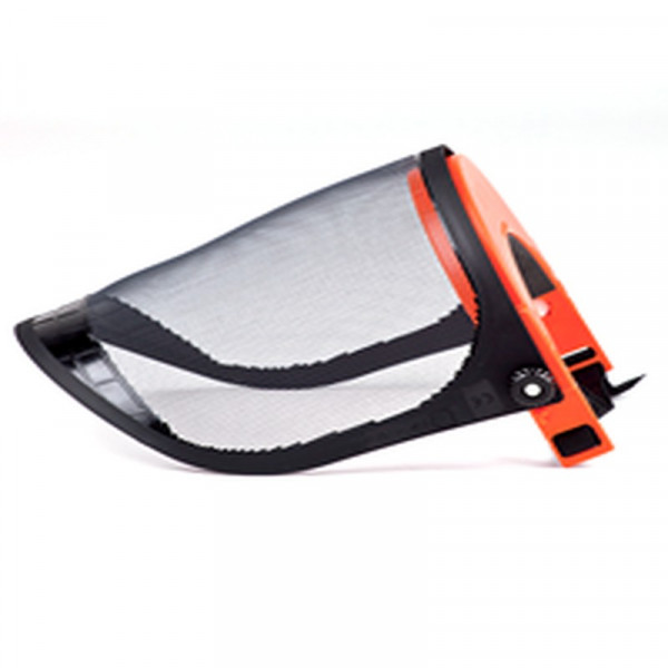 Buy Brushcutter Mesh Visor with Rubber Strap Online - Safety Glasses & Noise protection