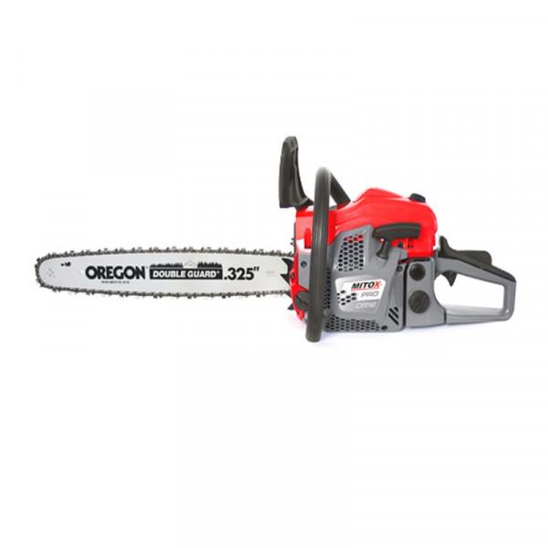 Buy Mitox CS560X Premium Series Petrol 20 Inch Chain saw Online - Chainsaws