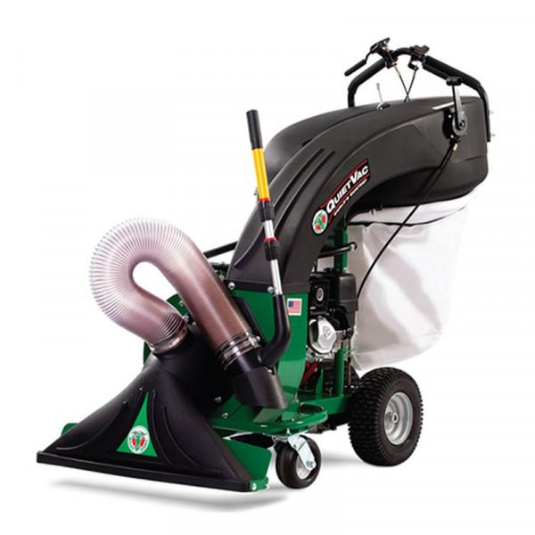 Buy Billy Goat QV550HSP Quiet Vac Self Propelled Wheeled Vacuum Online - Leaf Blowers & Vacuums