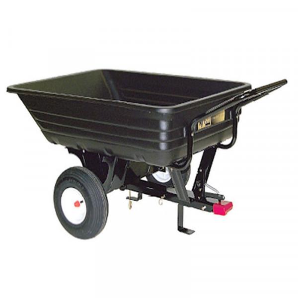 Buy AGRI FAB 136kg Towed/Push Cart Online - Wheelbarrows & Sack Trucks