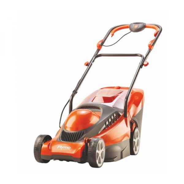 Buy Flymo Chevron 37VC Electric Wheeled Lawn mower Online - Lawn Mowers