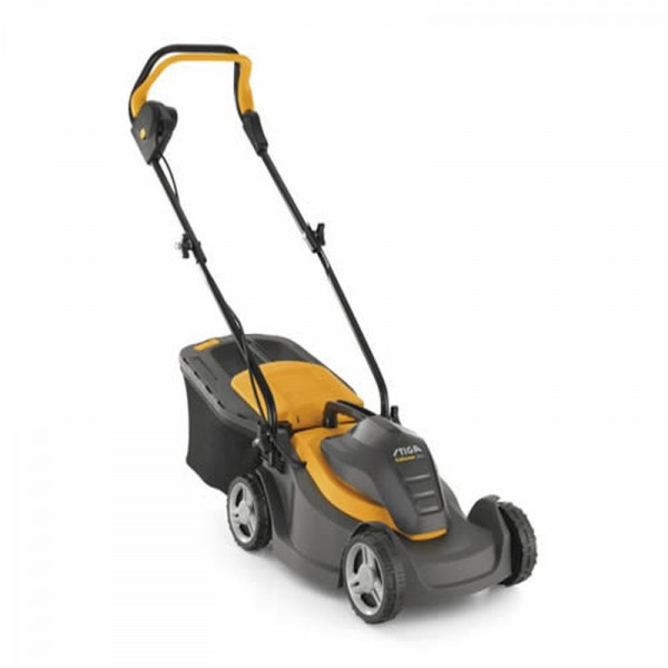 Buy Stiga Collector 35E Electric Push Rotary Lawn Mower Online - Lawn Mowers