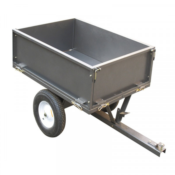 Buy Handy 500lb Tipper Trailer Online - Wheelbarrows & Sack Trucks