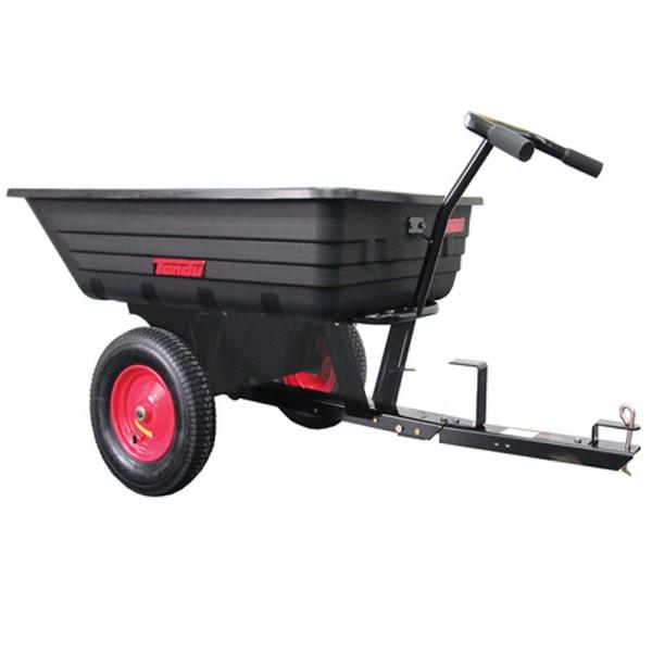 Buy Tondu TPC650 Push / Towed Poly Cart Online - Wheelbarrows & Sack Trucks