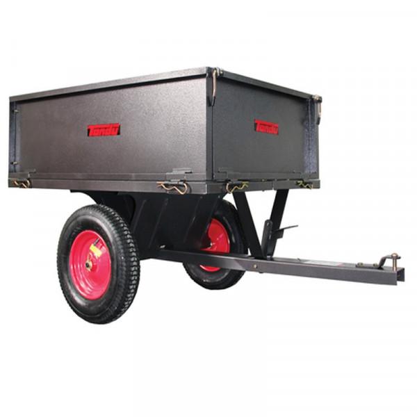 Buy Tondu TSC500 Steel Utility Cart Online - Wheelbarrows & Sack Trucks