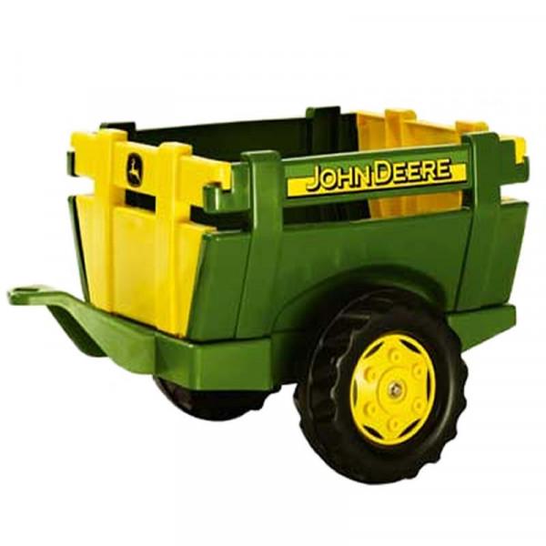 Buy John Deere Toy Farm Trailer Online - Garden Toys