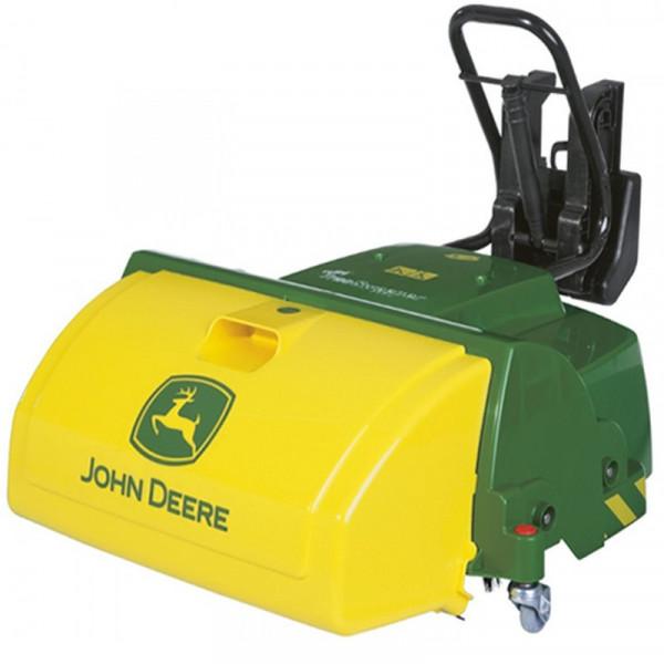 Buy John Deere Mounted Road Sweeper Online - Garden Toys