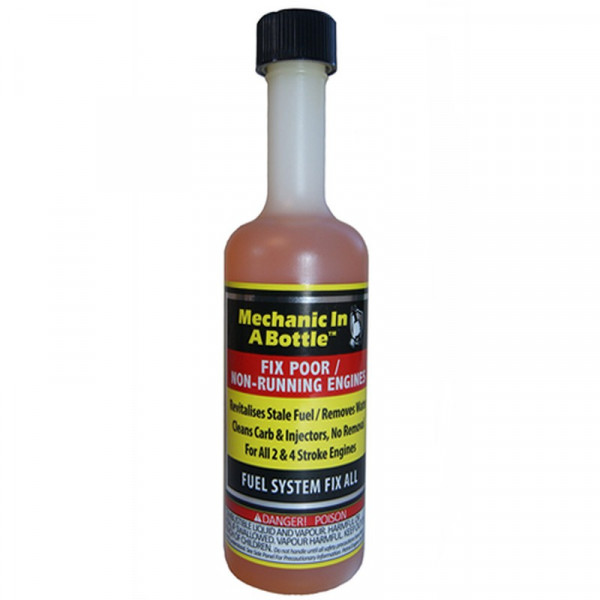 Buy B3C Mechanic In A Bottle 236ml Synthetic Fuel Additive Online - Garden Tools & Devices