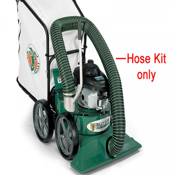 Buy Hose Kit Accessory for Billy Goat KD510 Wheeled Vacuums Online - Leaf Blowers & Vacuums