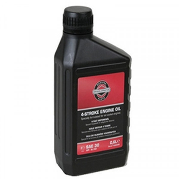 Buy Briggs ; Stratton Four Stroke Engine Oil 600ml100005 E Online - Garden Tools & Devices