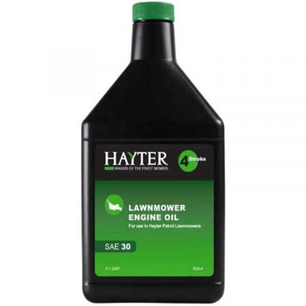 Buy Hayter Four Stroke Premium Engine Oil 532ml 111 9367 Online - Garden Tools & Devices