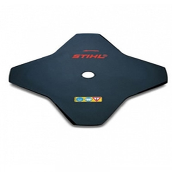 Buy Stihl 230mm 4 Blade Grass Cutting Brushcutter Blade Online - Motorised Trimmers & Accessories