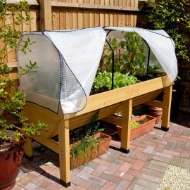 Medium Greenhouse Frame & Multi Cover Set