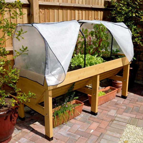 Buy Medium Greenhouse Frame & Multi Cover Set Online - Fruit Trees & Bushes