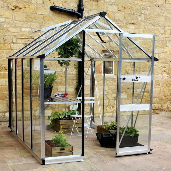 Buy Eden Burford 66 Greenhouse Online - Green plants & flowering plants